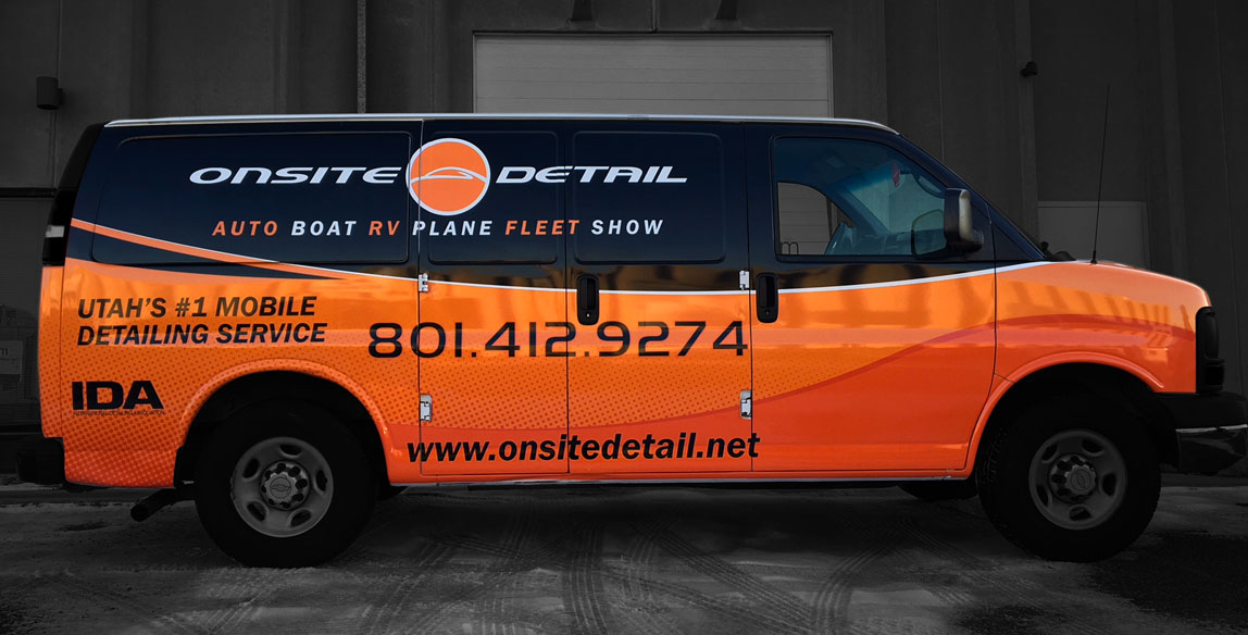 Best Fleet Car Wraps near Salt Lake City, UT - Synergy Wraps